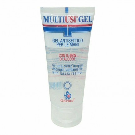 Germo Multiusi dezinfekcijski gel za roke 75ml
