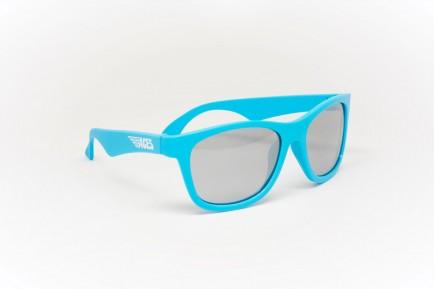 Babiators Sunčane naočale za djecu Ace Navigator Electric blue/Mirrored lenses 6+ godina ACE-013
