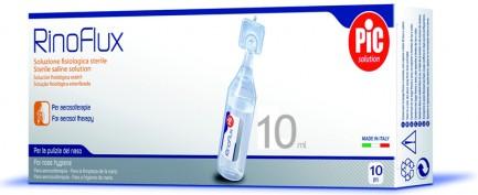 PiC RinoFlux Fiziološka otopina 10ml 10x
