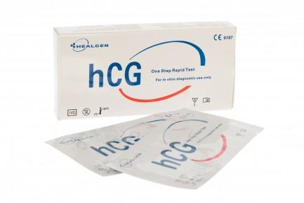 Healgen Test za rano otkrivanje trudnoće hCG 2x