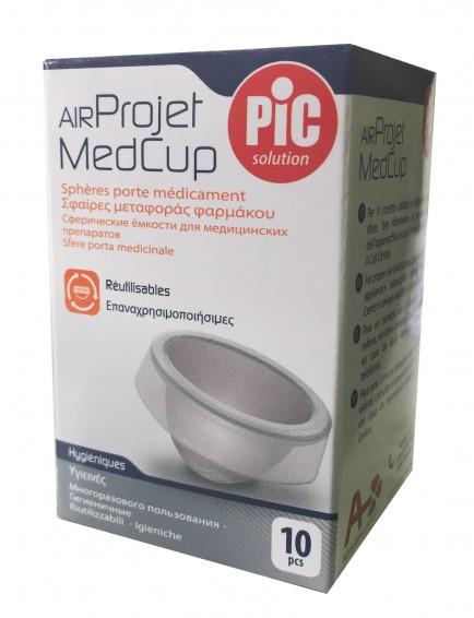 PiC Rezervna posudica za lijek za ultrazvučni inhalator AirProjet