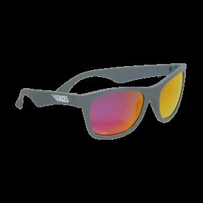Babiators Sunčane naočale za djecu Ace Navigator Galactic grey/Pink lenses 6+ godina ACE-015