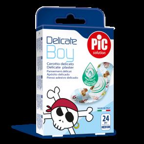 PiC Antibakterijski flaster dječji Delicate Boy 24x