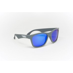 Babiators Sunčane naočale za djecu Ace Navigator Galactic grey/Blue lenses 6+ godina ACE-012