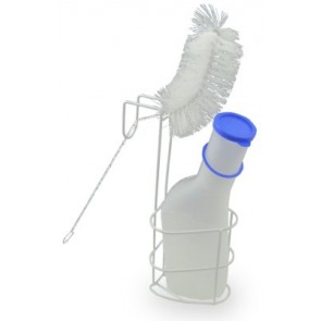 Dr. Junghans Posuda za urin s držačem i četkom