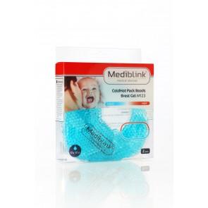 Mediblink Hladno-topli jastučić s kuglicama za prsa 17X17 cm M123