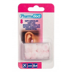 Pharmadoct Čepići za uši 8X