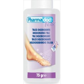 Pharmadoct Puder sa učinkom dezodoransa 75g