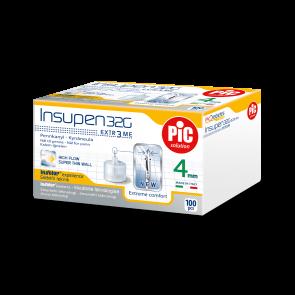 PiC Igle za davanje inzulina G32 4mm 100X