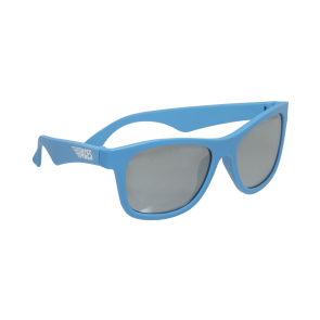 Babiators Sunčane naočale za djecu Ace Navigator Blue Crush/Mirrored lenses 6+ godina ACE-016