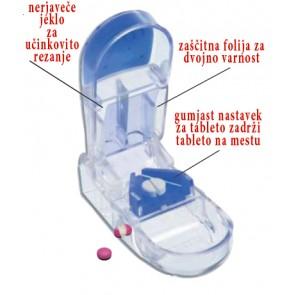 Apex Posudica za čuvanje i rezanje tableta