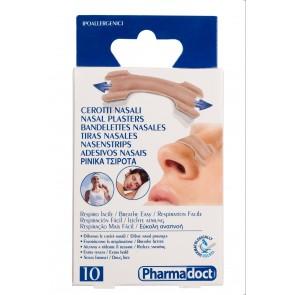 Pharmadoct Flaster za lakše disanje 10x