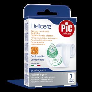 PiC Antibakterijski flaster Delicate za rezanje 8x50cm bijeli