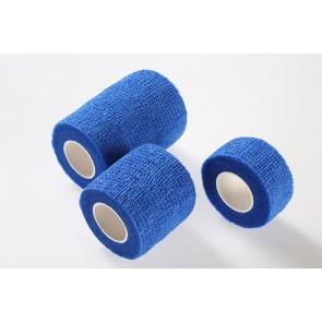 Mediblink samoljepljivi zavoj 2,5cmX4,5m plavi M143