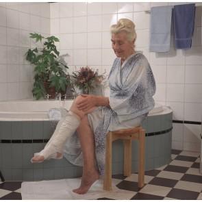 Praemeta Vodootporna zaštita za gips Aquaprotect, cijela noga