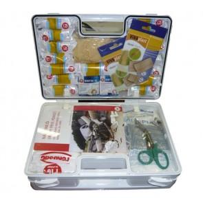 Zidni i prijenosni ormarić za prvu pomoć za tvrtke