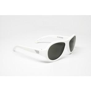 Babiators Sunčane naočale za djecu Original Classic Wicked white 0-3 godina BAB-009